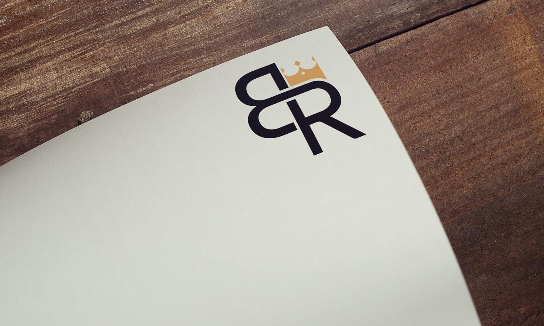 BR Monogram royal logo