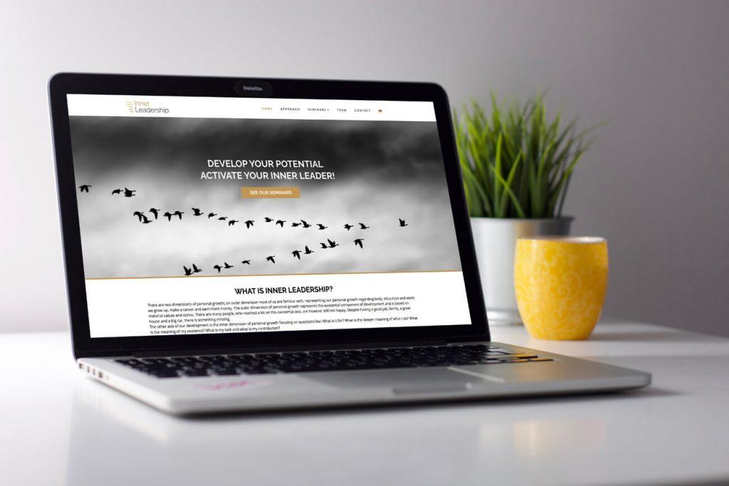 Inner Leadership - WordPress website ontwerp en realisatie