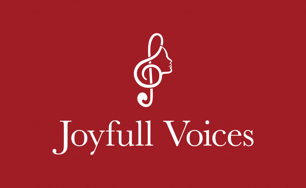Logo ontwerp Joyfull Voices_portfolio next