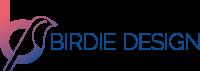 Birdie Design Logo in Kleur