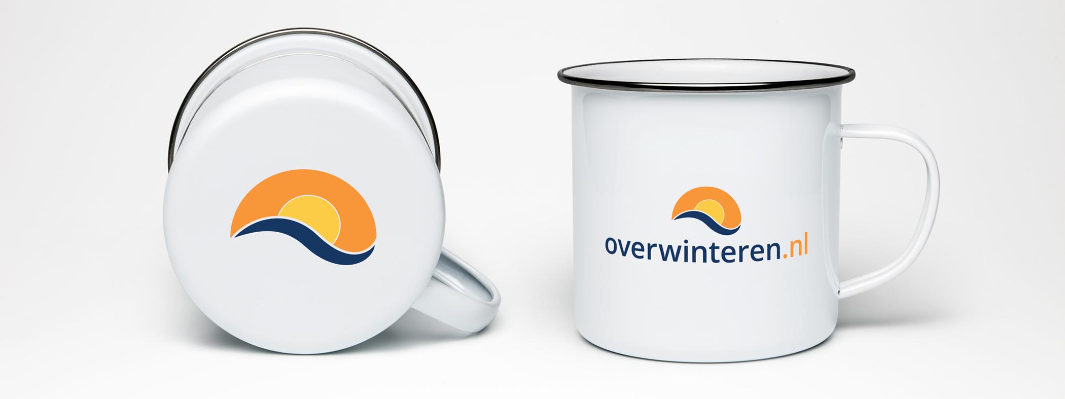Overwinteren.nl - Logo ontwerp