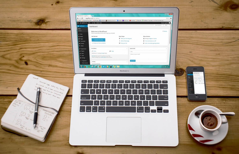 Wordpress Website Onderhoud - Birdie Design