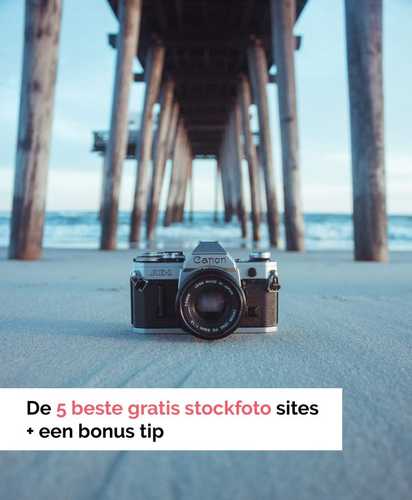 De 5 beste gratis stockfoto sites + een bonus tip