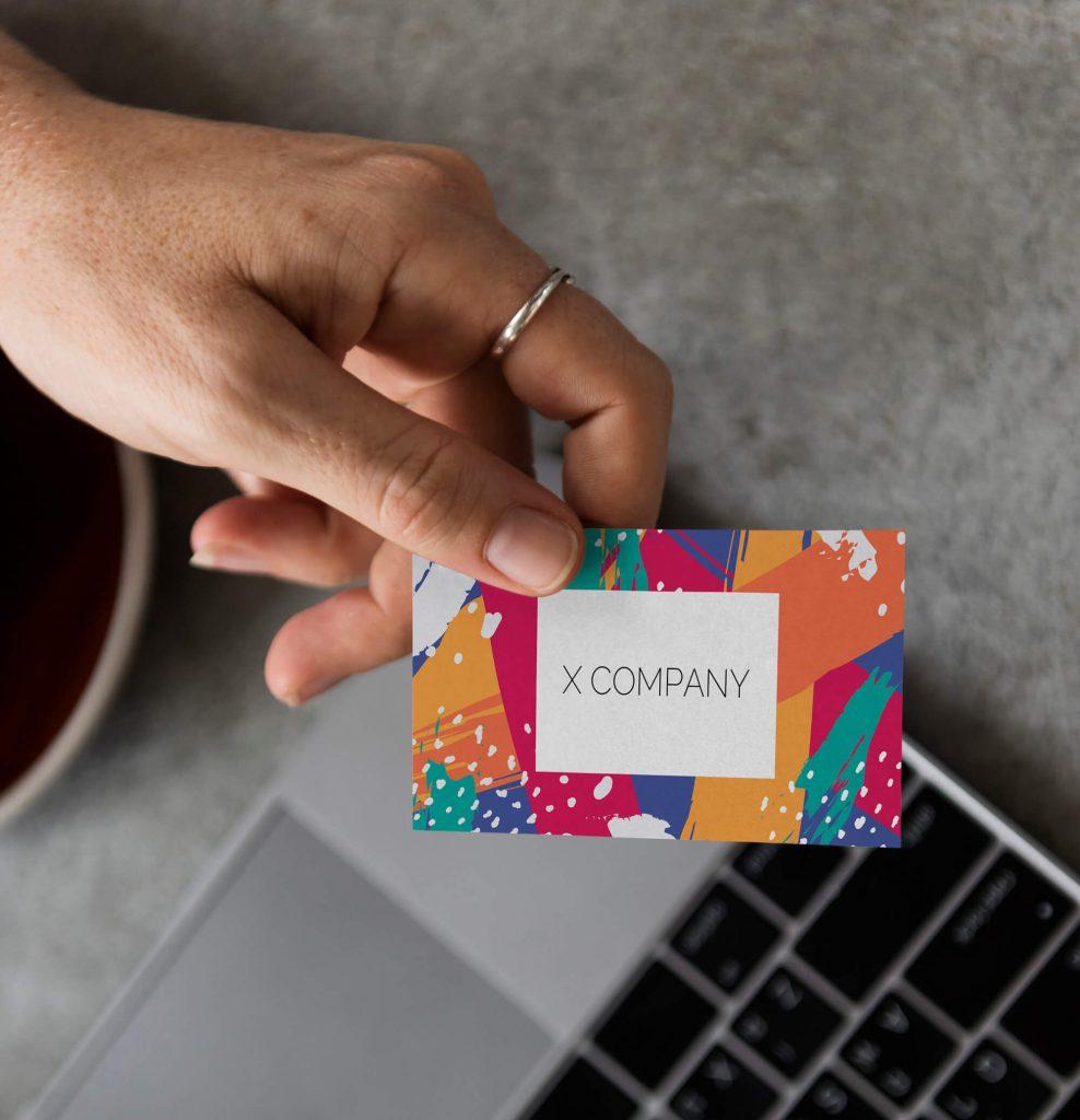Wat zet je op je visitekaartje? Tips voor een effectief visitekaartje