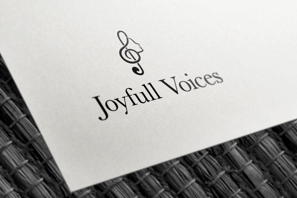 music logo black and white